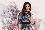 Nives Ivanišević u novoj modnoj kampanji ELFSA