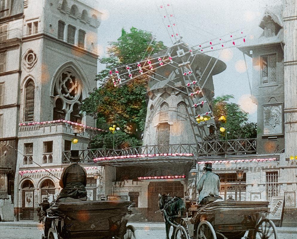 125 godina Moulin Roguea
