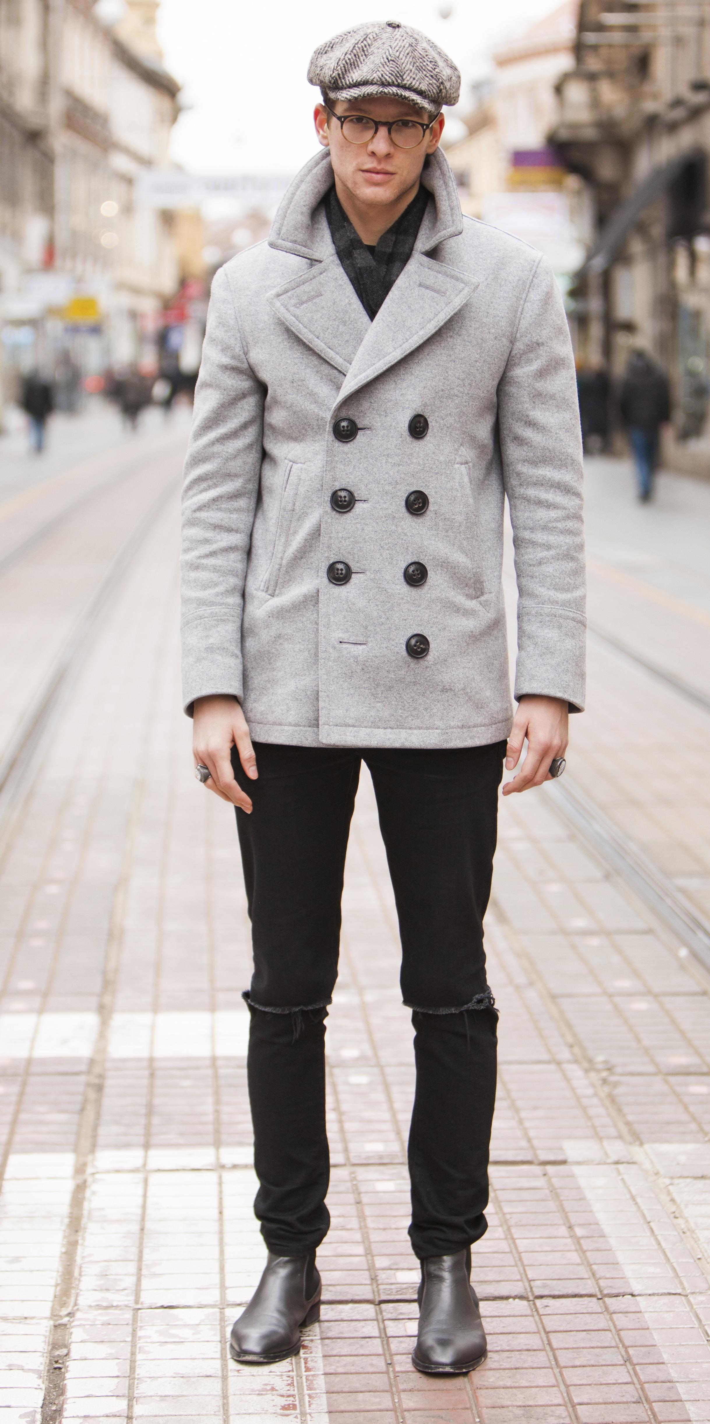 Ovaj frajer zna puno o modi i to je uklopio u vlastiti stil!