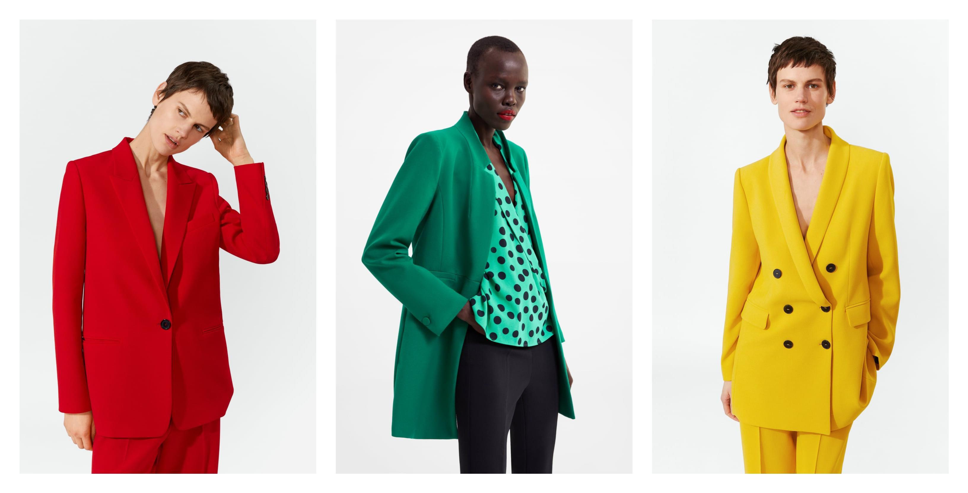 Idealni za proljeće: U Zari imaju genijalne sakoe u jarkim bojama s kojima ćete zablistati baš u svakoj prigodi!