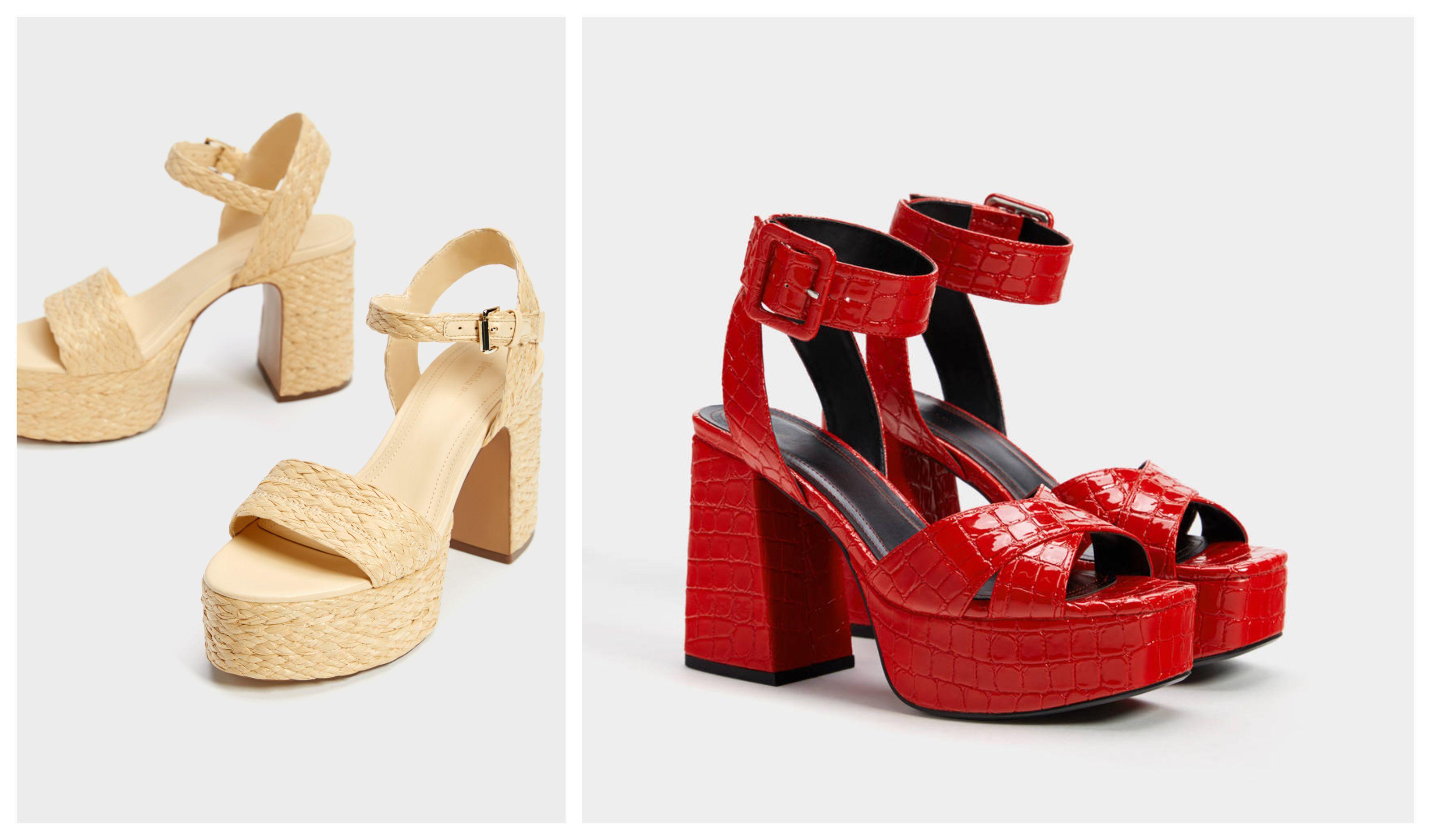 Važno je da imaju platformu: Cipele iz Bershke vratile su se u sedamdesete!