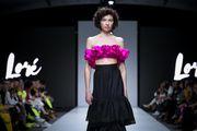 Loreta Gudelj, dizajnerica brenda Loré, otvorila je Ljubljana Fashion Weeka