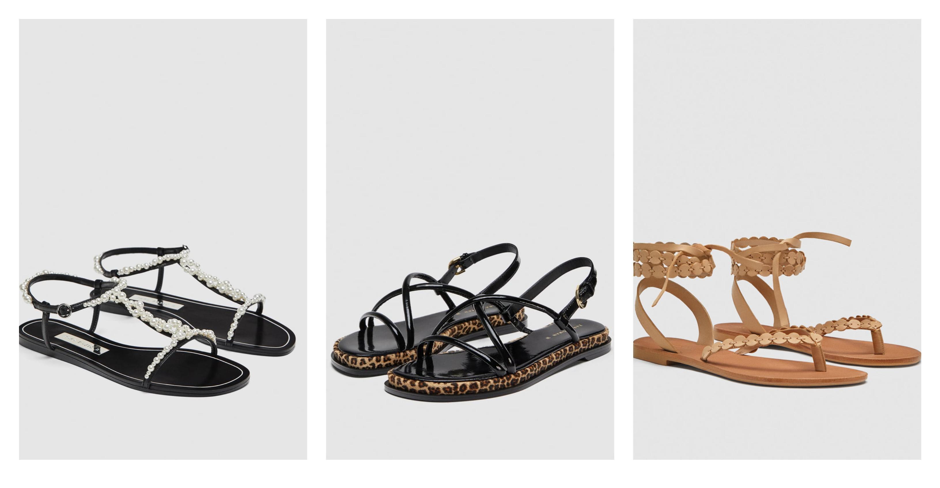 S ravnim nikad nema greške: Izdvojili smo najljepše sandale iz high street ponude
