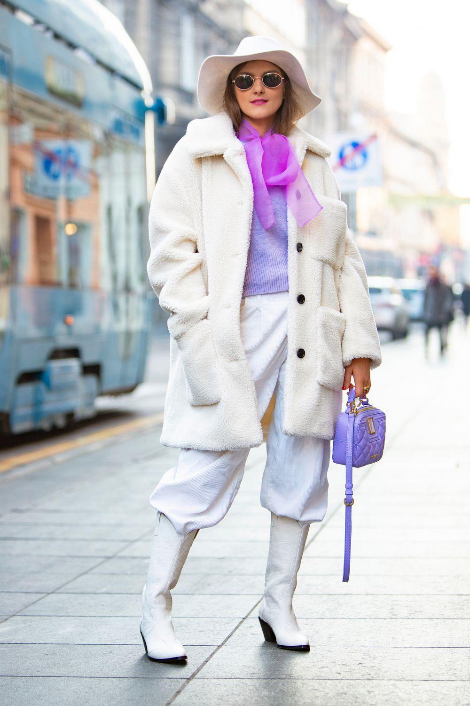 """Ona će vam svojim otkačenim stylingom uljepšati ponedjeljak: """"Svijetle boje su u trendu i jako mi se sviđaju"""""""