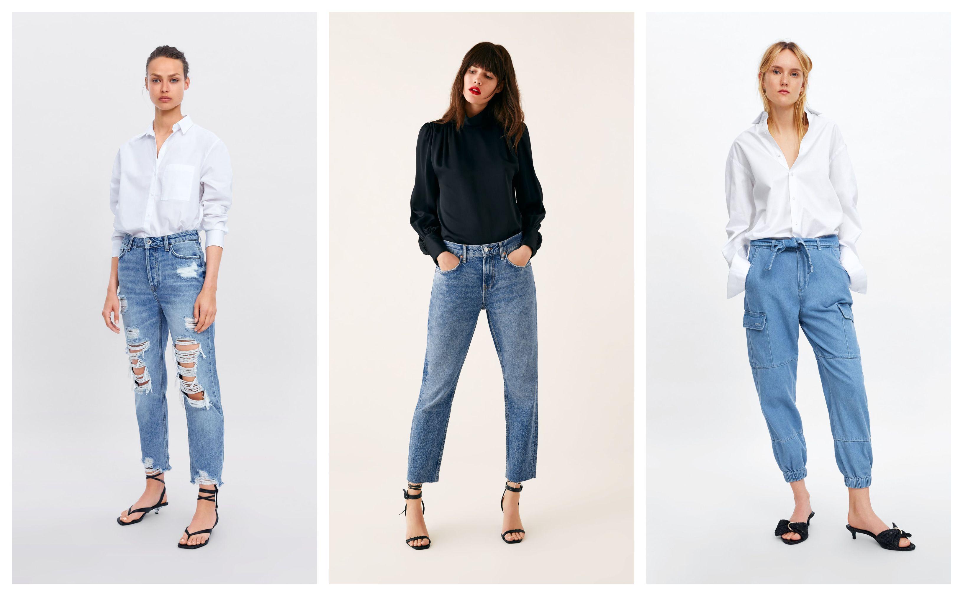 Ovo je top 10 novih modela traperica iz Zare: Pogledajte što će se nositi