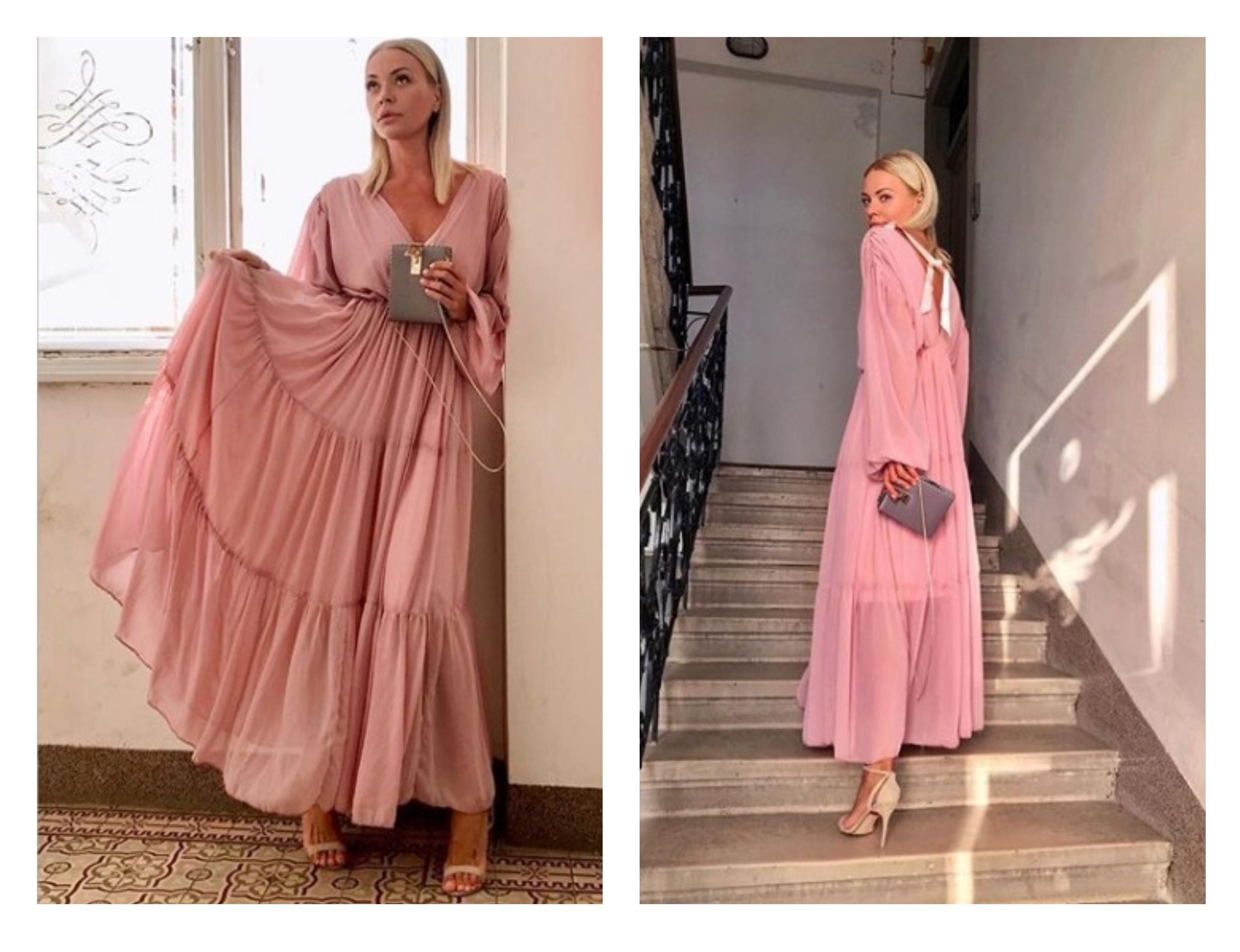 Ovu raskošnu haljinu koju želimo u ormaru potpisuje domaća dizajnerica - nećete vjerovati koja!