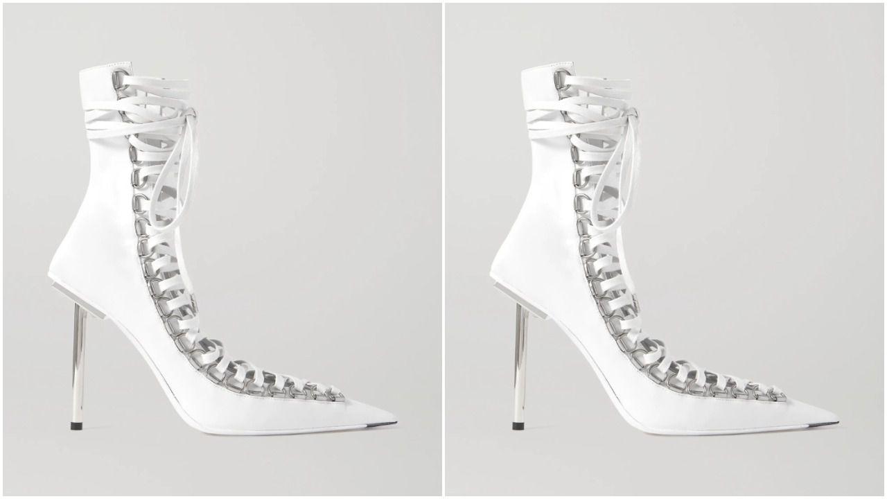 Biste li ih nosili? Pogledajte 'korzet-gležnjače' čija je cijena vrtoglava, a na većini web shopova su rasprodane!