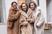 'Teddy' kapute fashionistice obožavaju, a i ove će zime biti nezaobilazan trend