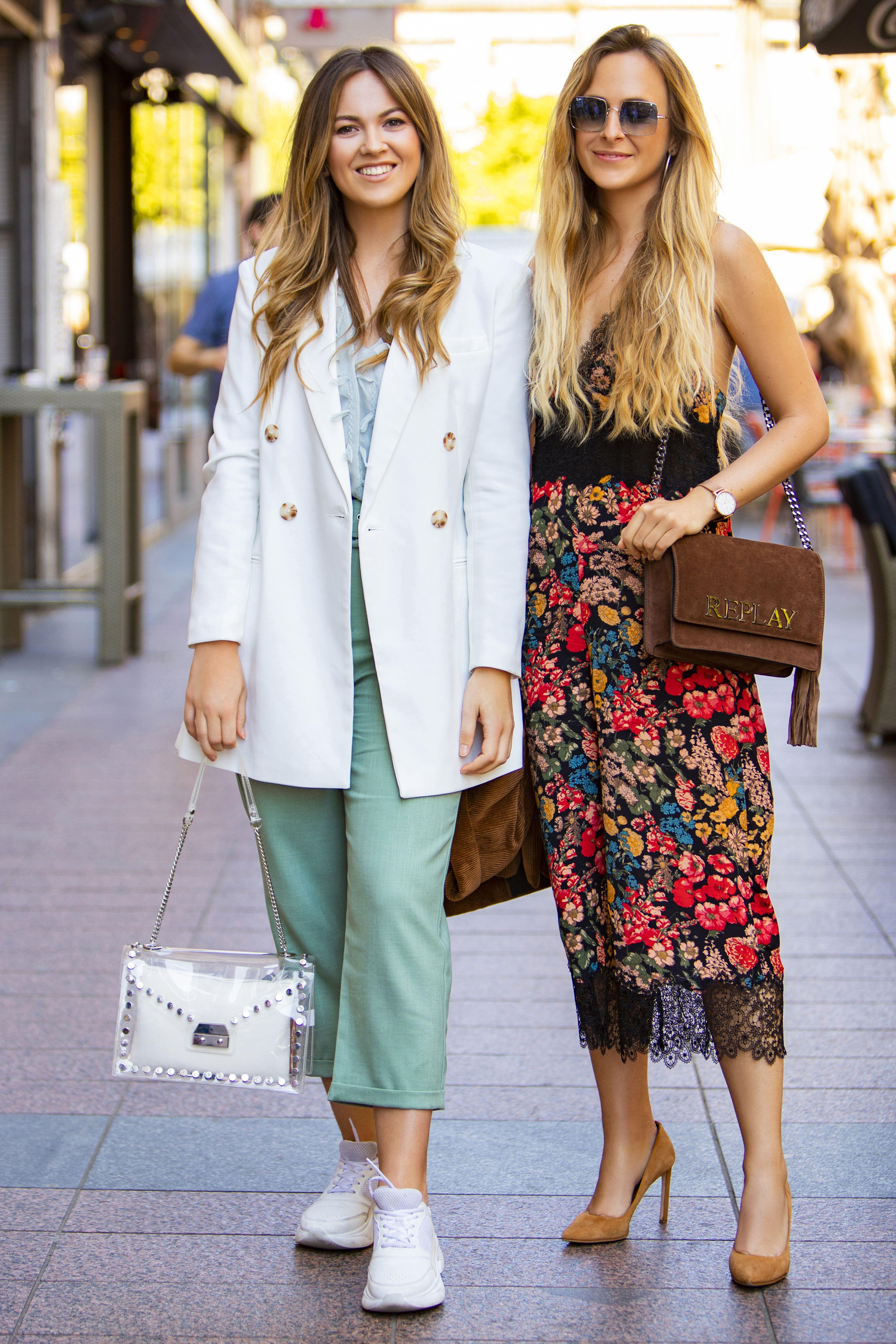 Odlične su: Ove dvije prijateljice svima mogu održati lekciju iz stila!