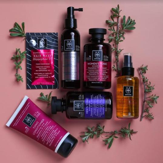 Zdrava i njegovana kosa krije se iza APIVITA prirodne kozmetike