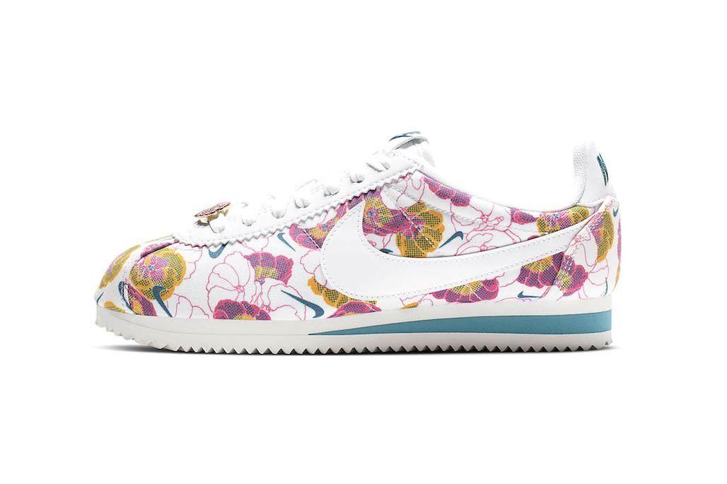 Cvjetići posvuda: Dakle, ovako lijepe Nike Cortezice dugo nismo vidjeli! 🌸