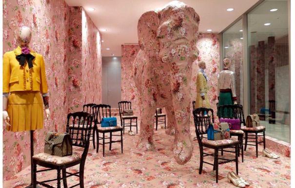 Ružičasti slon s talijanskim potpisom