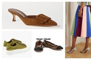 Antilop je uvijek tako lijep: Sandale, cipele i čizme od brušene kože koje nosimo ovog proljeća