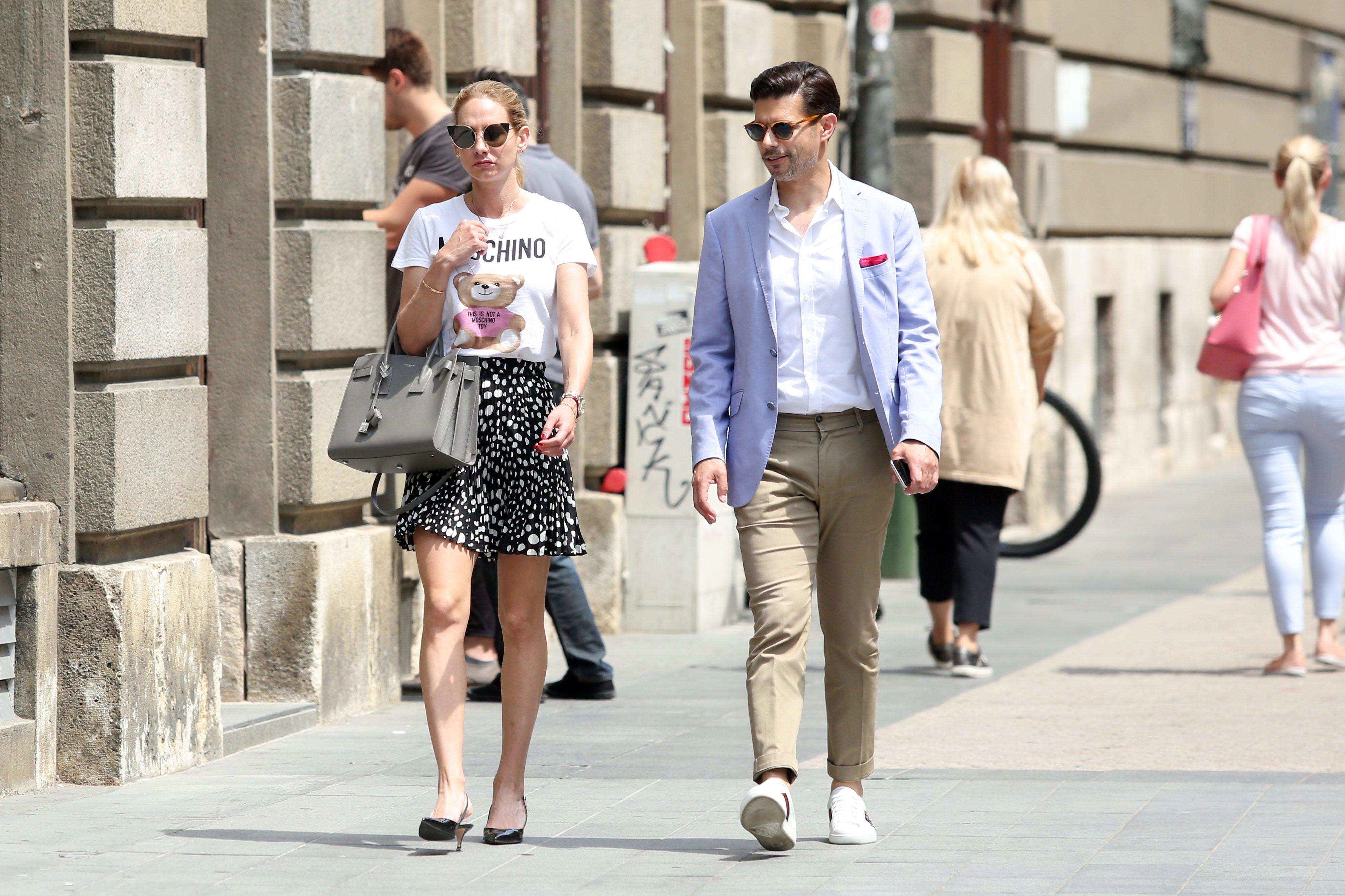 Za njezinom dizajnerskom torbom trendseterice luduju, frajer je odjeven savršeno!