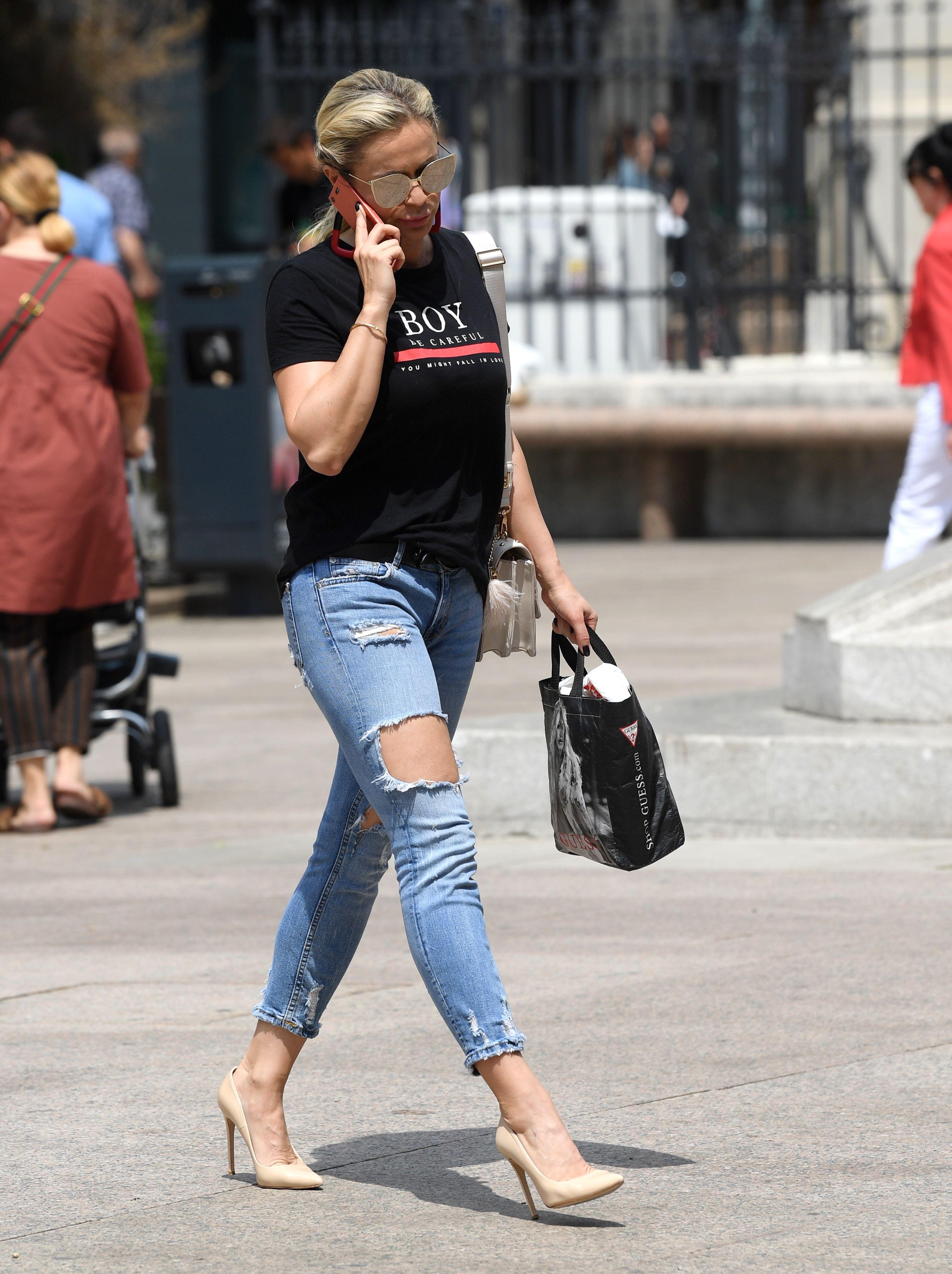 Renata Sopek: Pripijene traperice i visoke potpetice za šetnju centrom grada