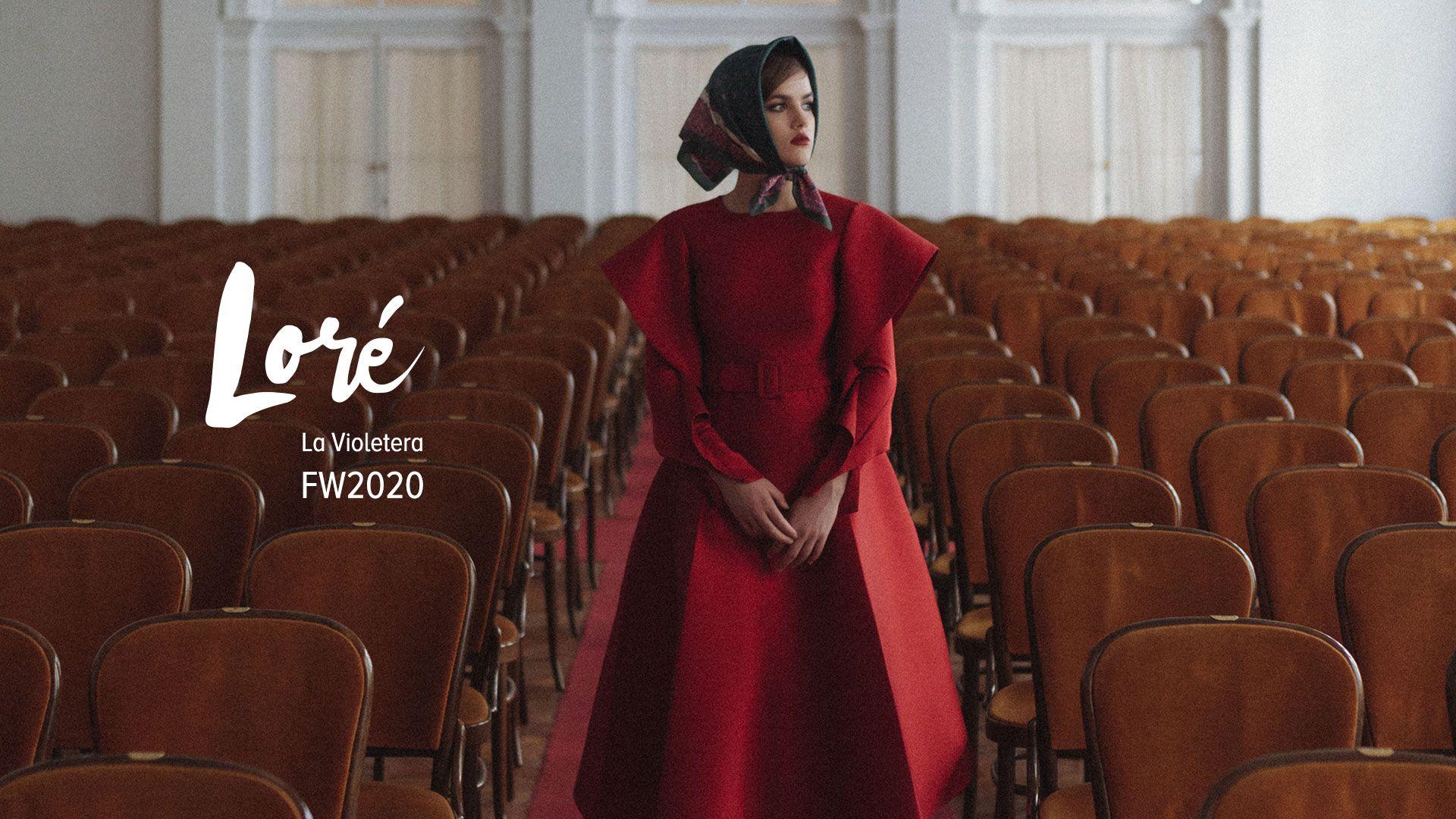 Nova kampanja kolekcije brenda Loré inspirirane španjolskim filmskim klasikom