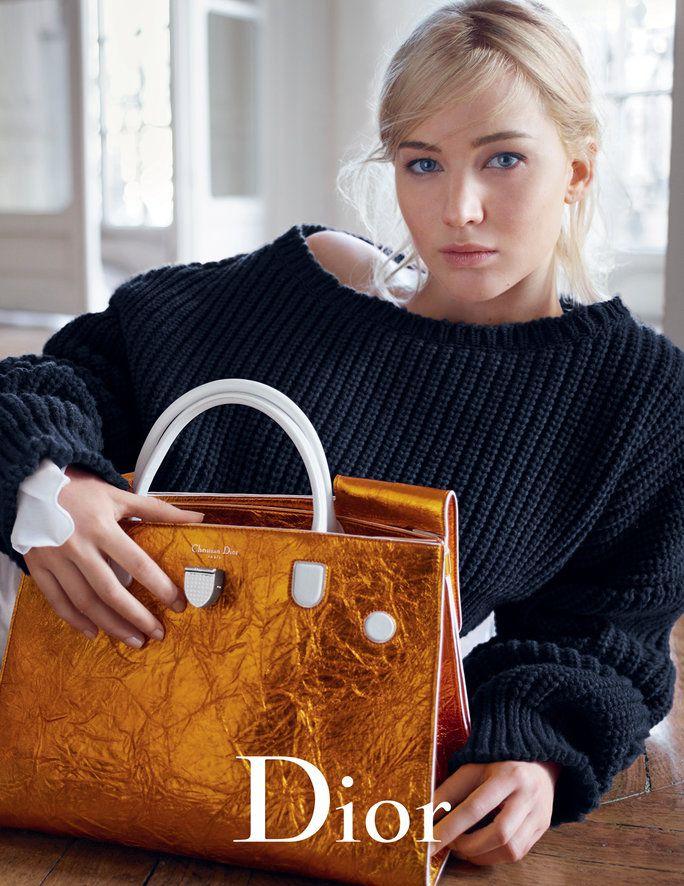 Prekrasna glumica u novoj Dior kampanji