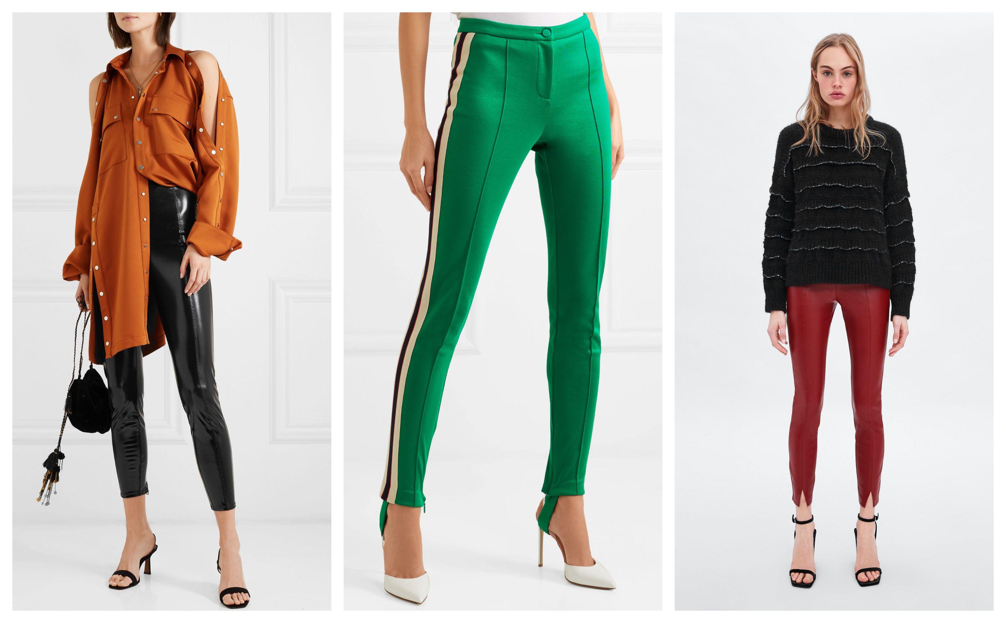 Vječna dilema: Nose li se tajice kao hlače? Ovi modeli apsolutno - da!