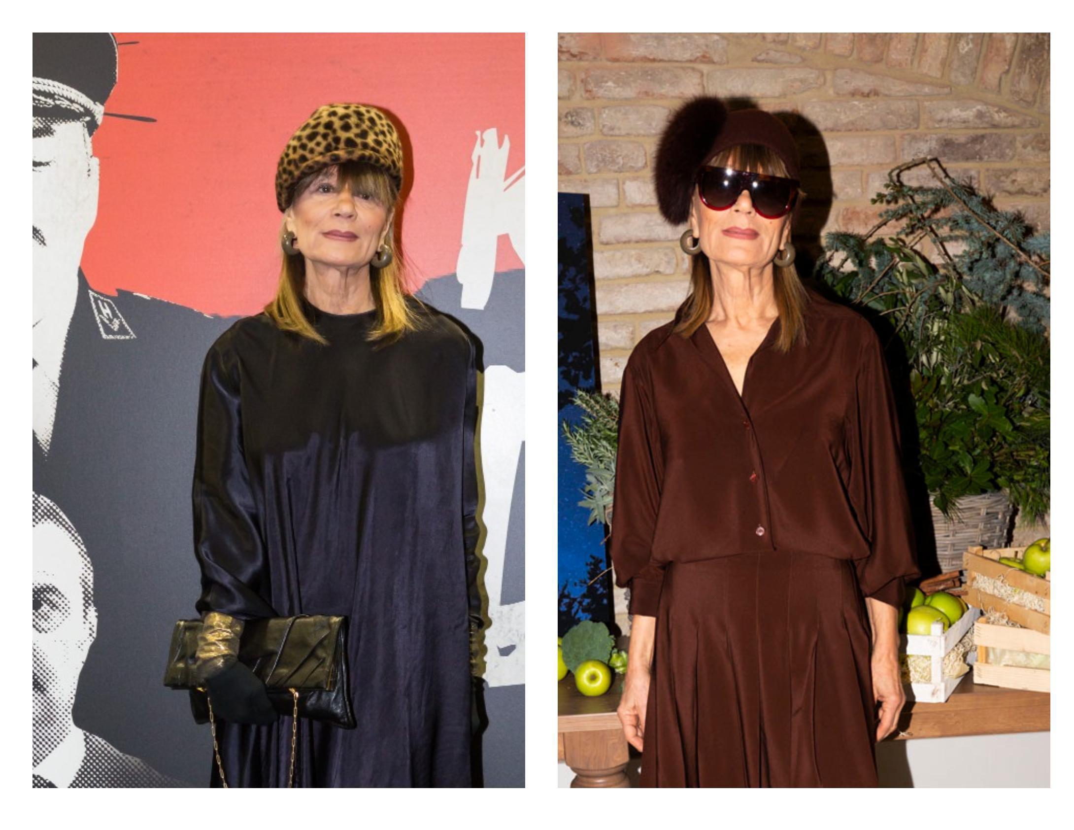 Đurđa Tedeschi jednom danu dvaput dokazala zašto je velika modna ikona!