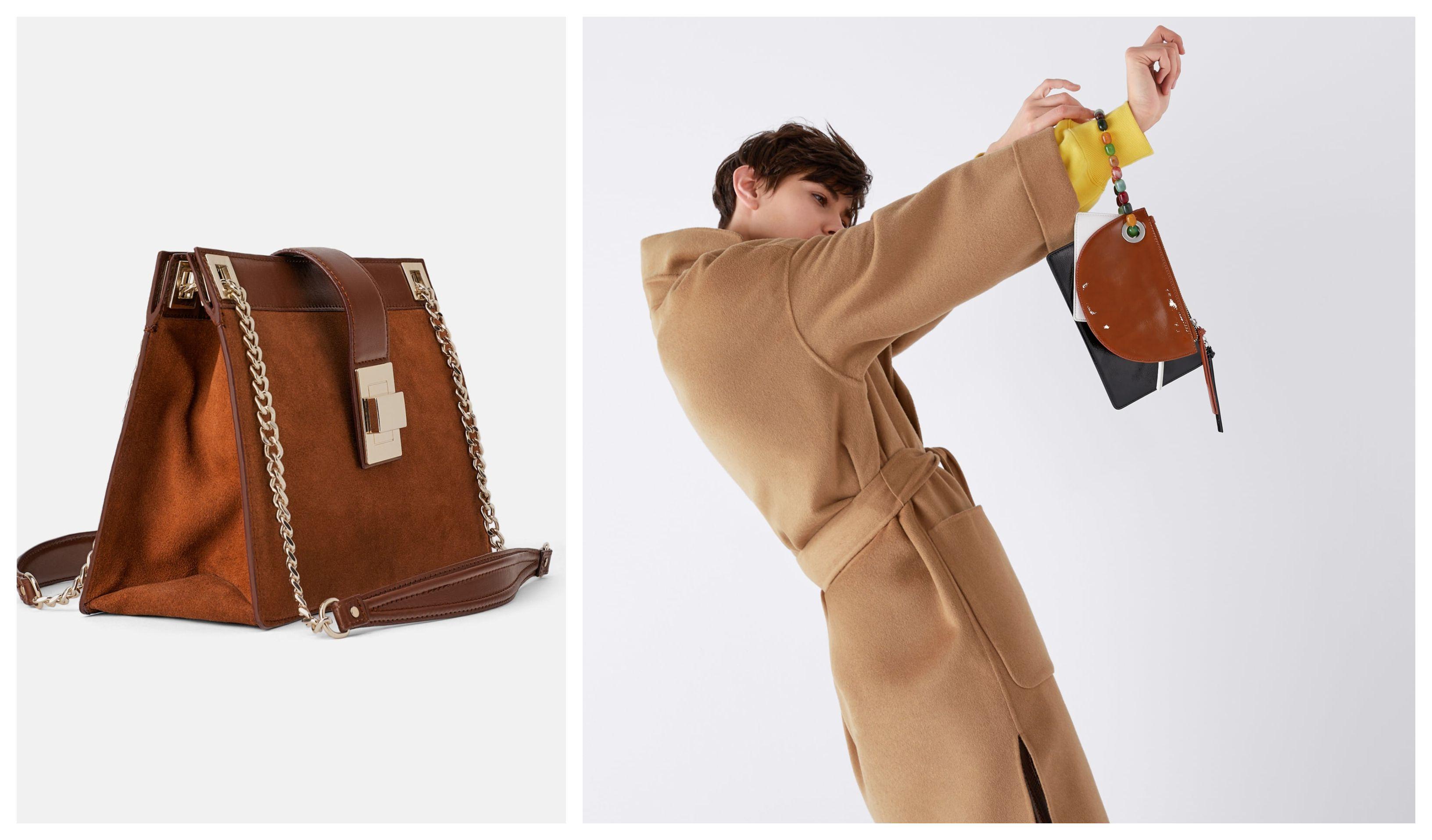 Ovih pet novih torbica iz Zare želimo u ormaru