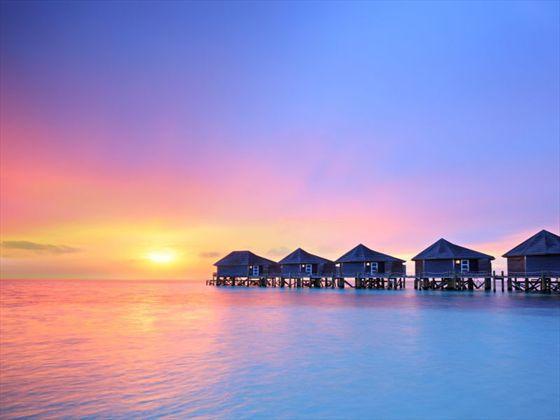 Čarobno otočje Maldivi