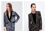 Obožavamo šljokice, a ovi sakoi iz Zare & H&M-a su sve što želimo ove jeseni!