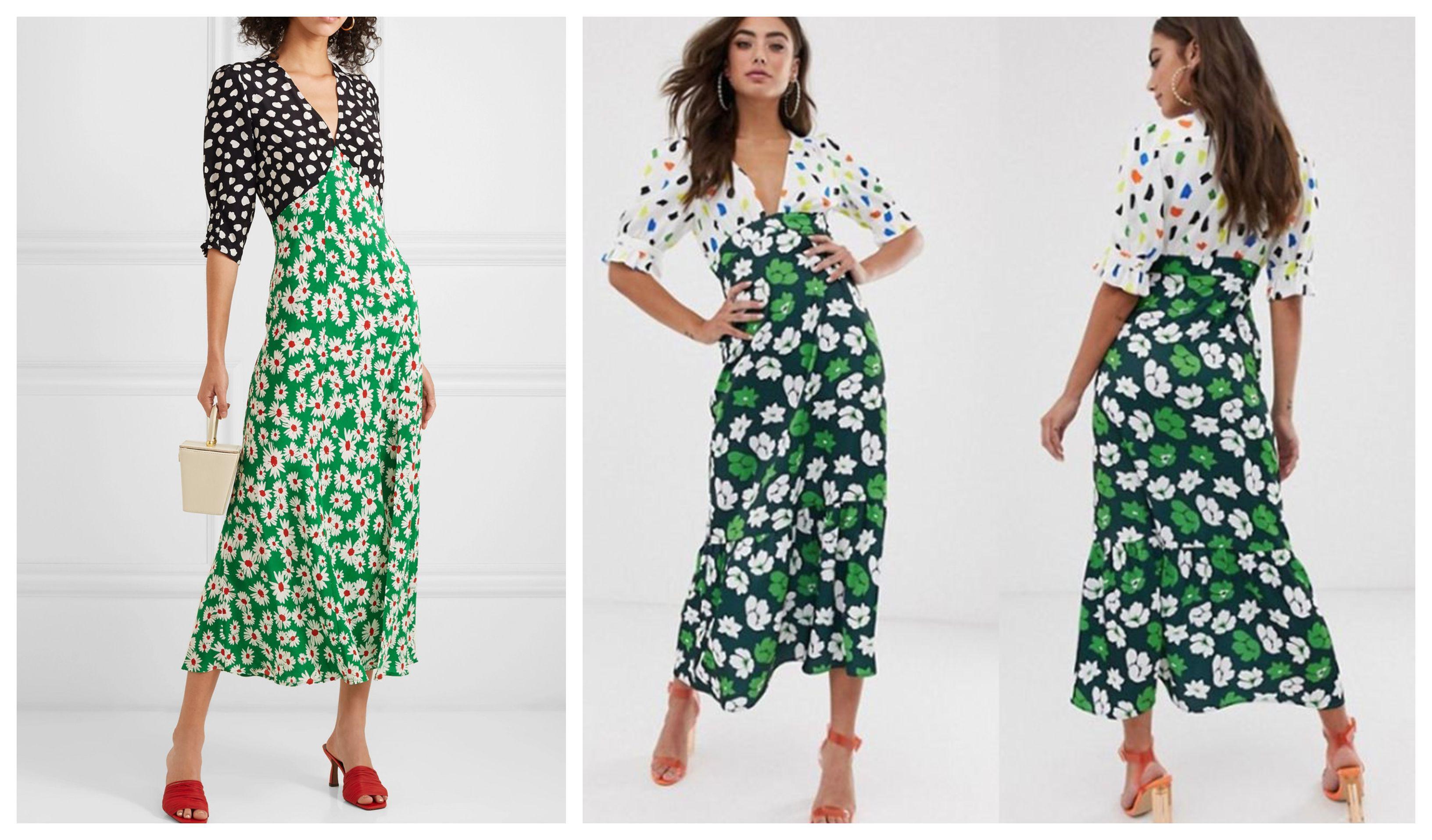 ASOS prodaje puno jeftiniju verziju najpopularnije dizajnerske haljine ove sezone