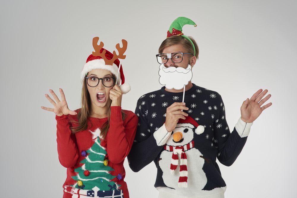 Dokaz da božićni džemperi mogu biti i lijepi!
