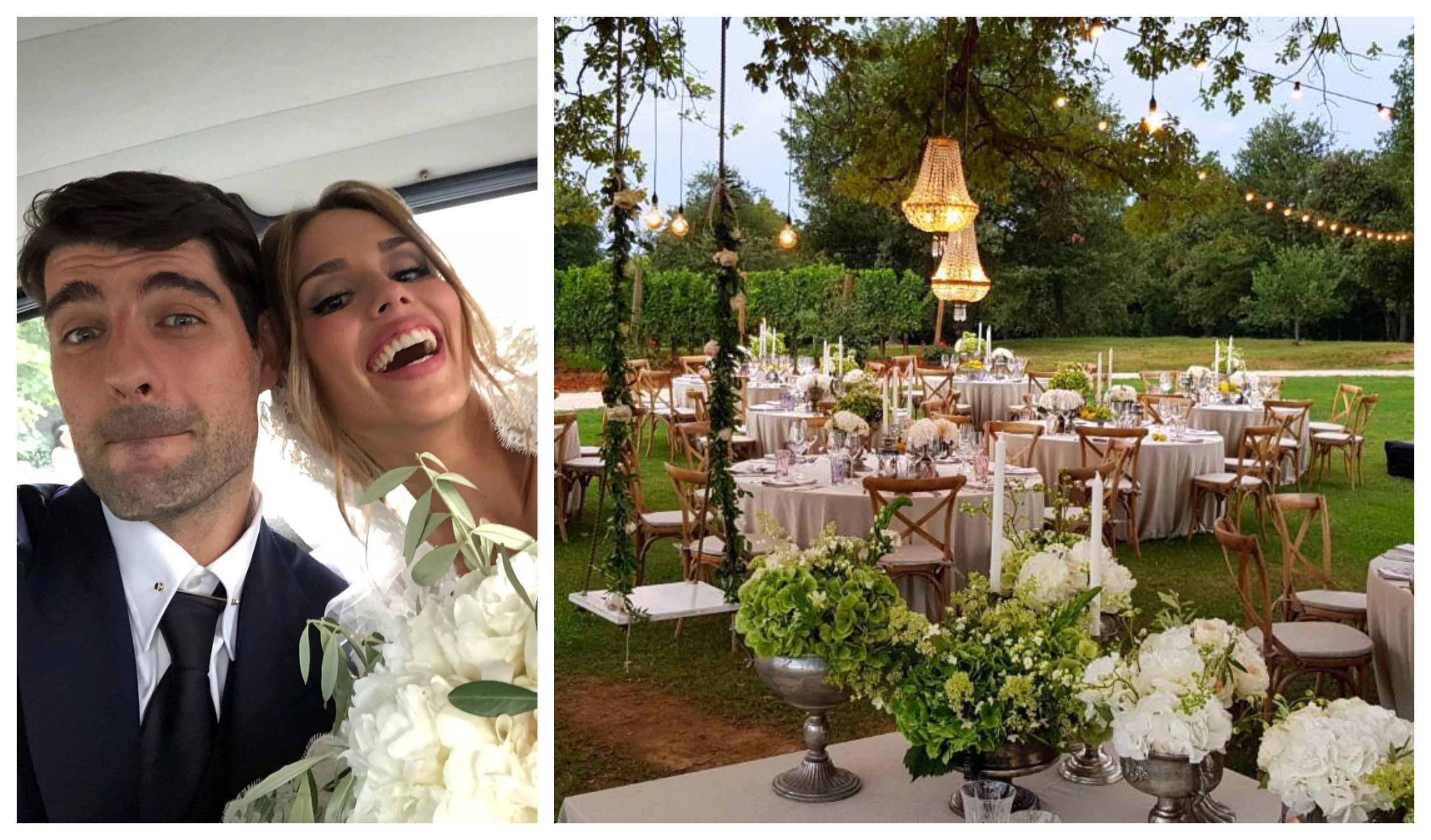 Organizator otkriva: Ruže za Frankino i Ćorlukino vjenčanje naručene su još prije godinu dana