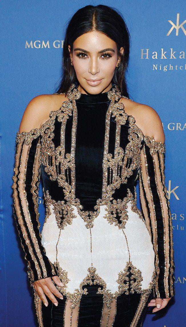 Evolucija stila Kim Kardashian