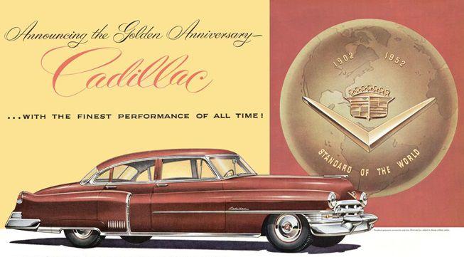 Rodio se Cadillac
