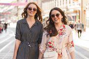 Ove dvije sestre imaju identičan stil, a njihove kombinacije skroz su nas šarmirale!