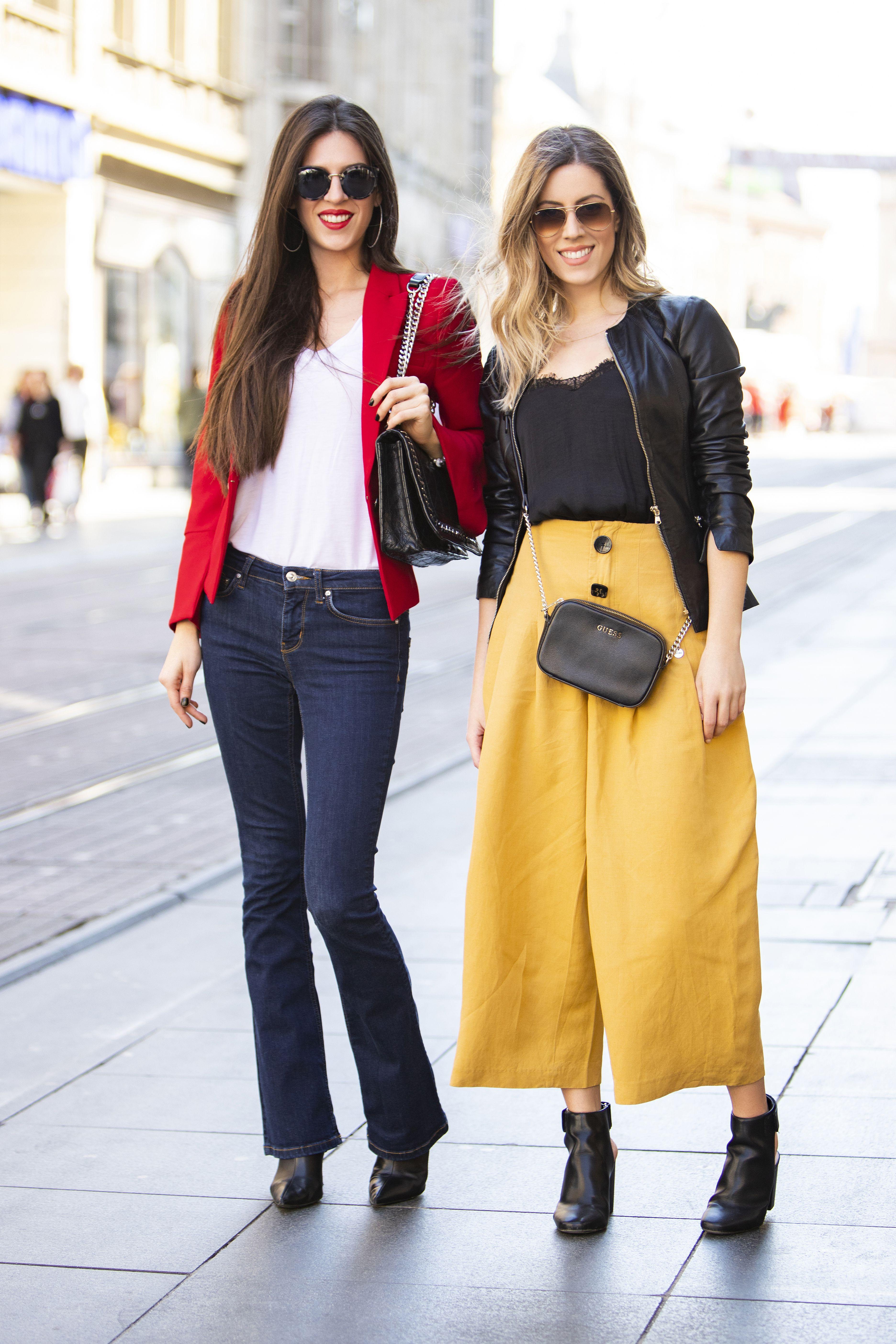 Oduševile su nas ove dvije stylish prijateljice: 'Idemo po cvijeće i na kavu!'