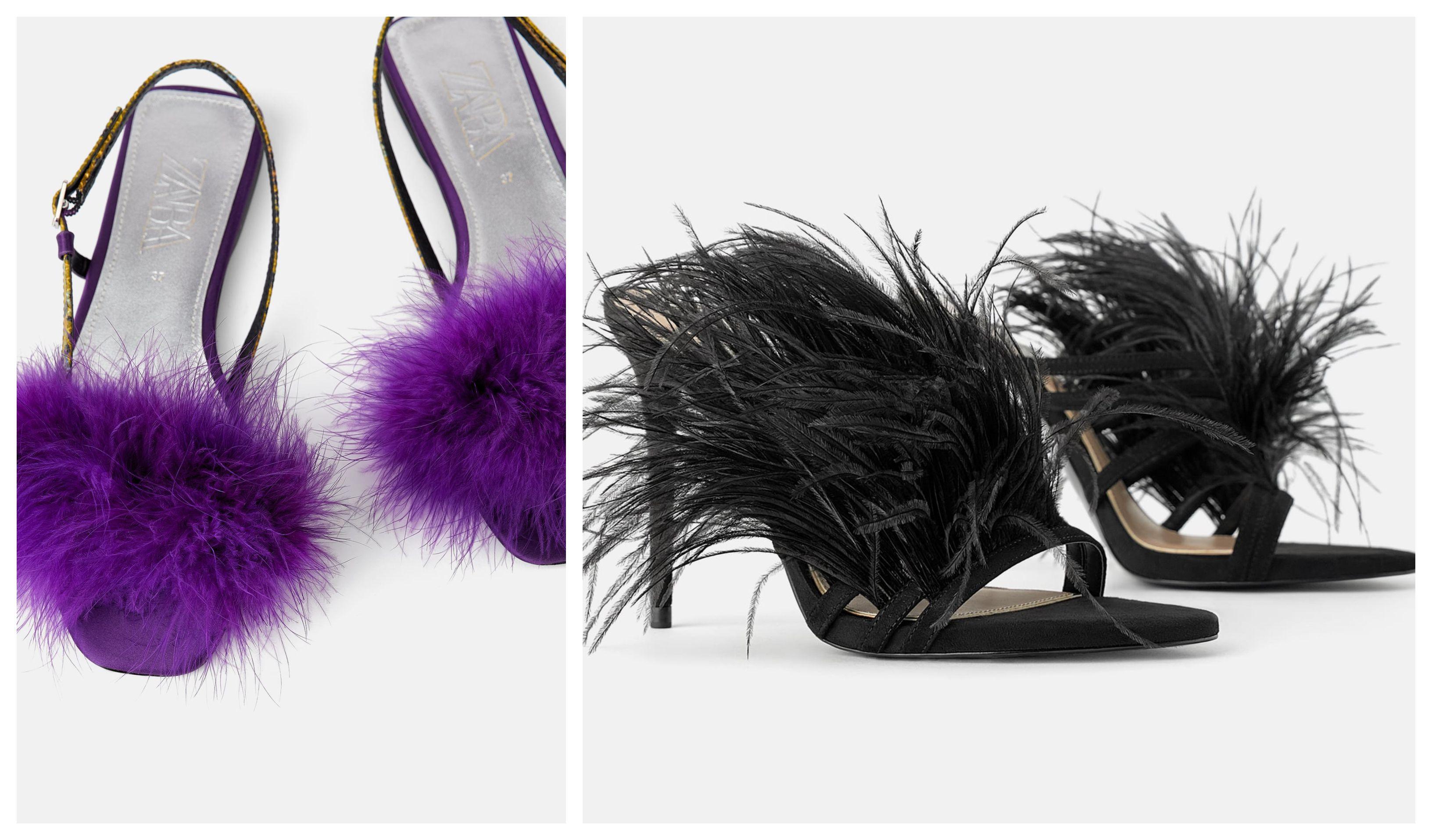 Zara za novu sezonu predlaže: Perje, perje i još malo perja!