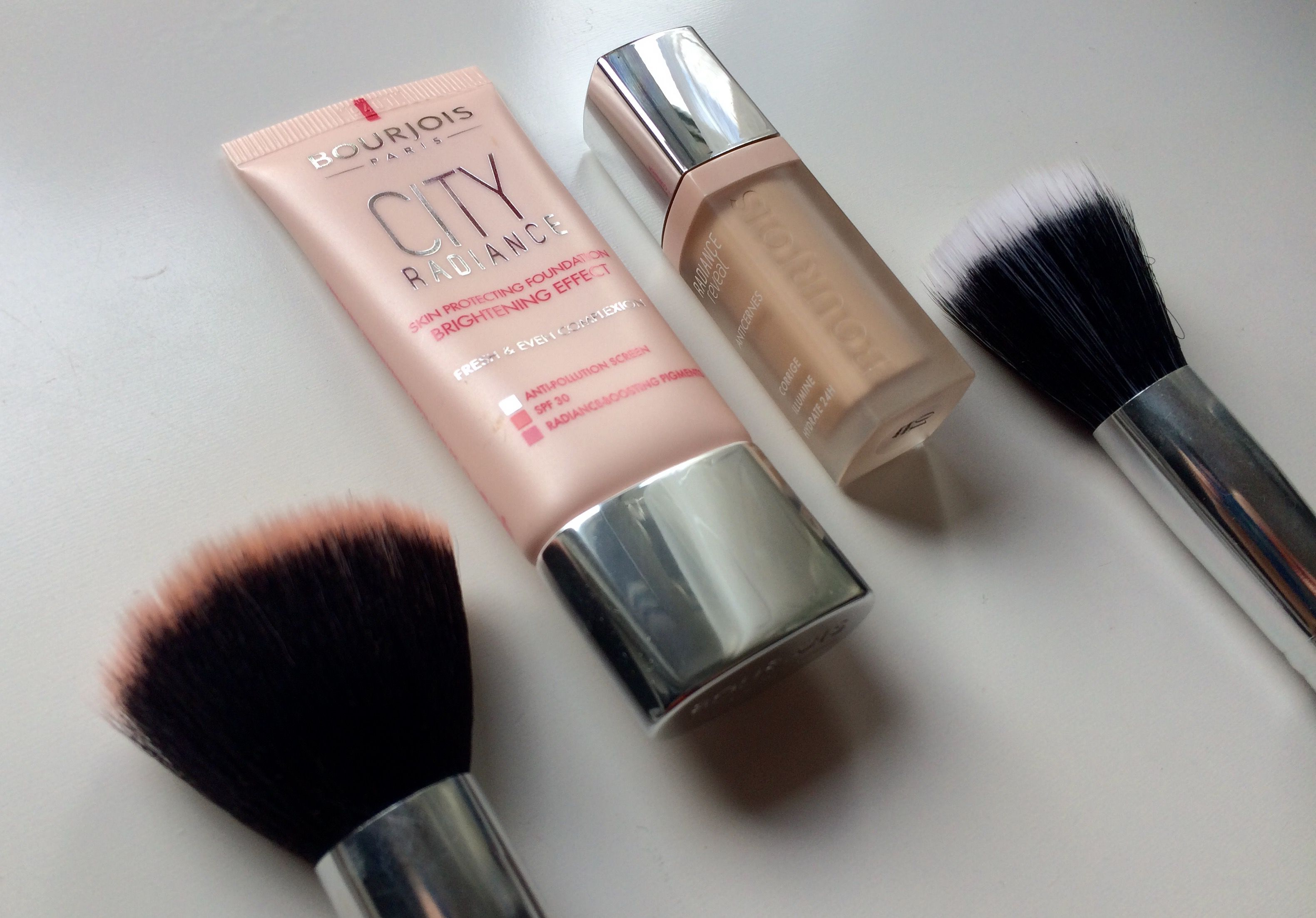 Editors pick: Testiramo novi Bourjois City Radiance puder i korektor