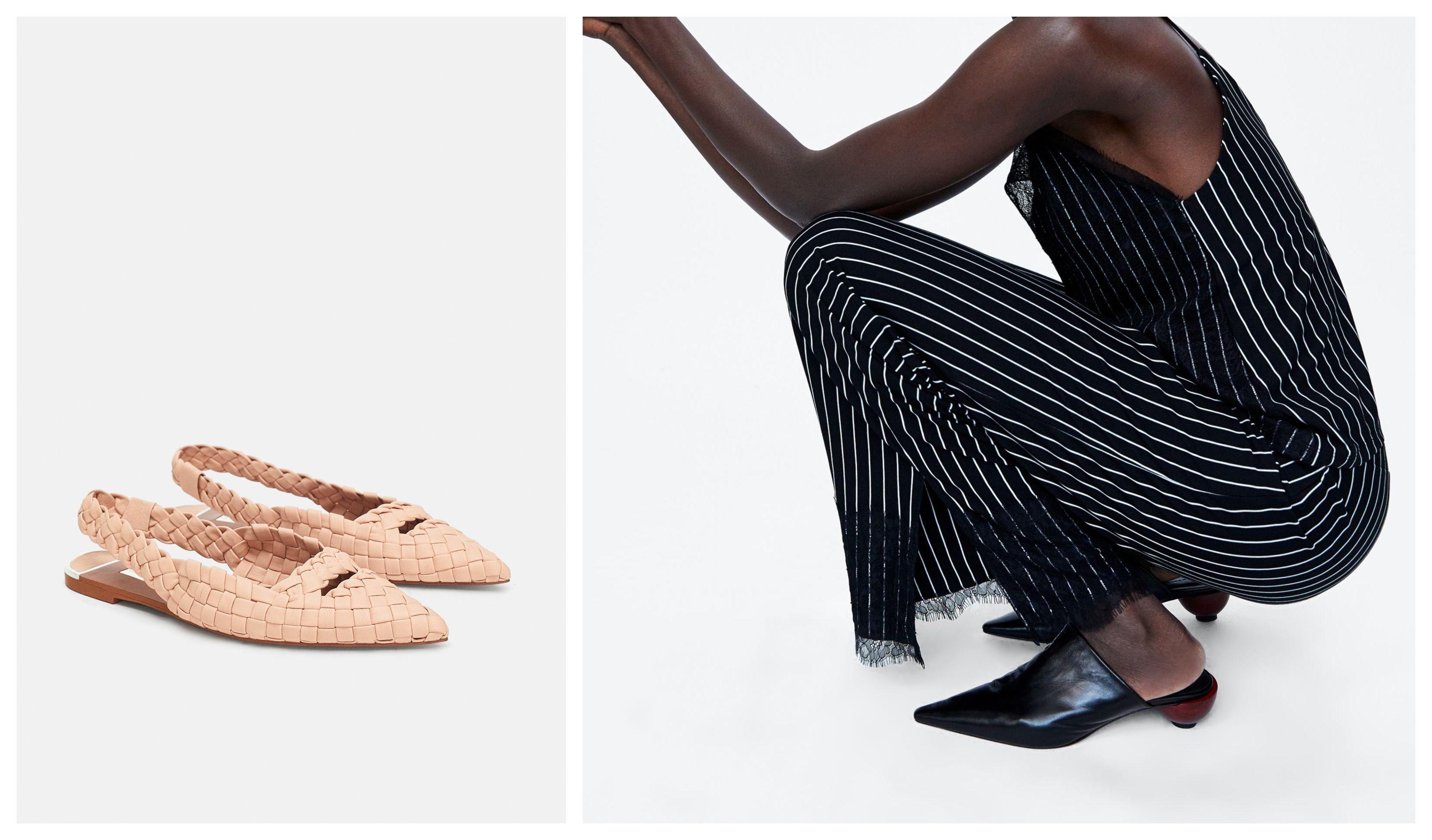 Ove cipele iz Zare su samo za cool cure: Pogledajte nova četiri modela