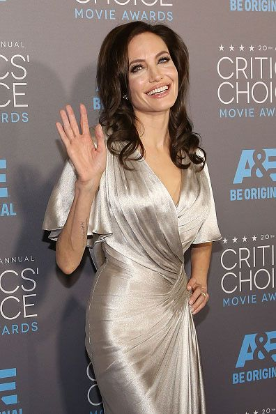 Evolucija stila Angeline Jolie
