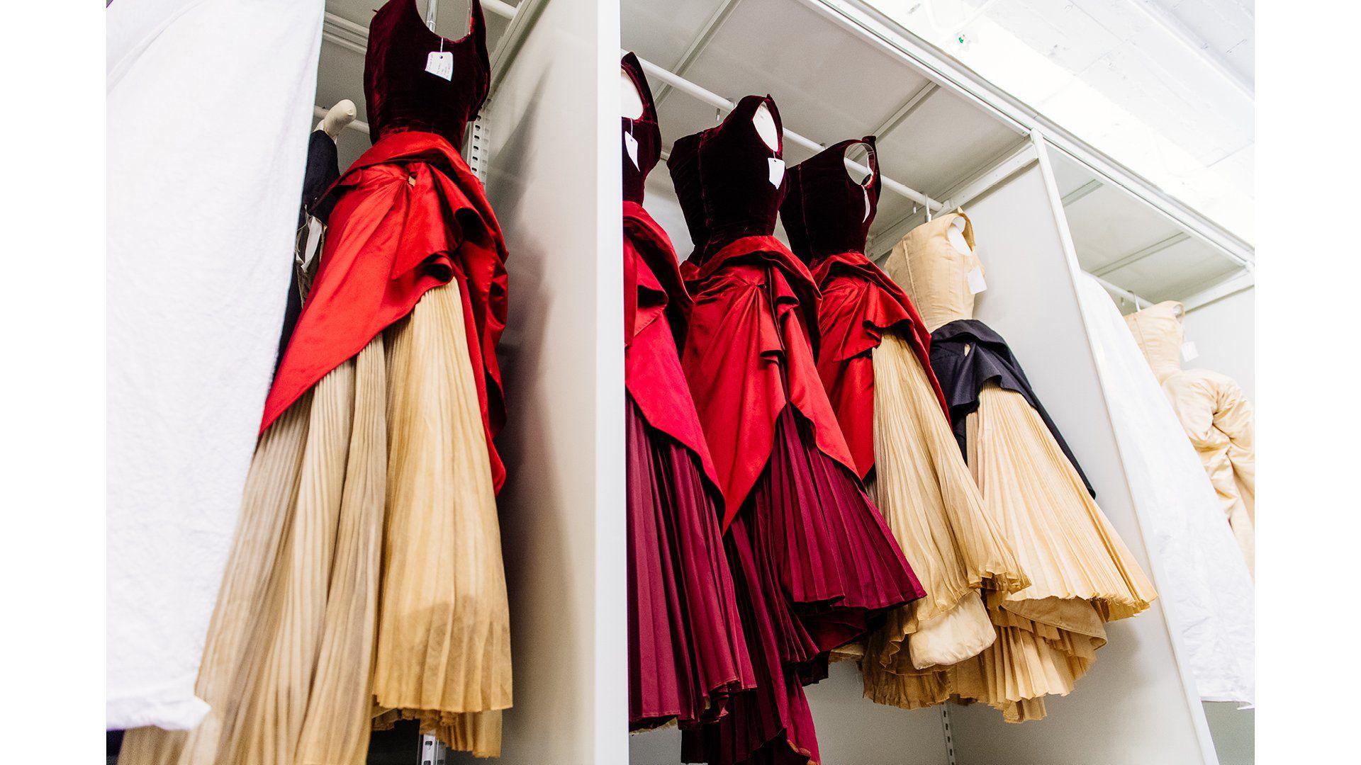 Kakav raj! Ispod Metropolitana smještena je arhiva s čak 33 tisuće povijesnih haljina i cipela
