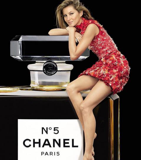 Gisele Bundchen u novoj Chanel kampanji