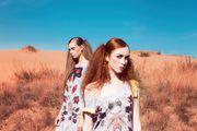 Pustinjska moda Jelene Holec