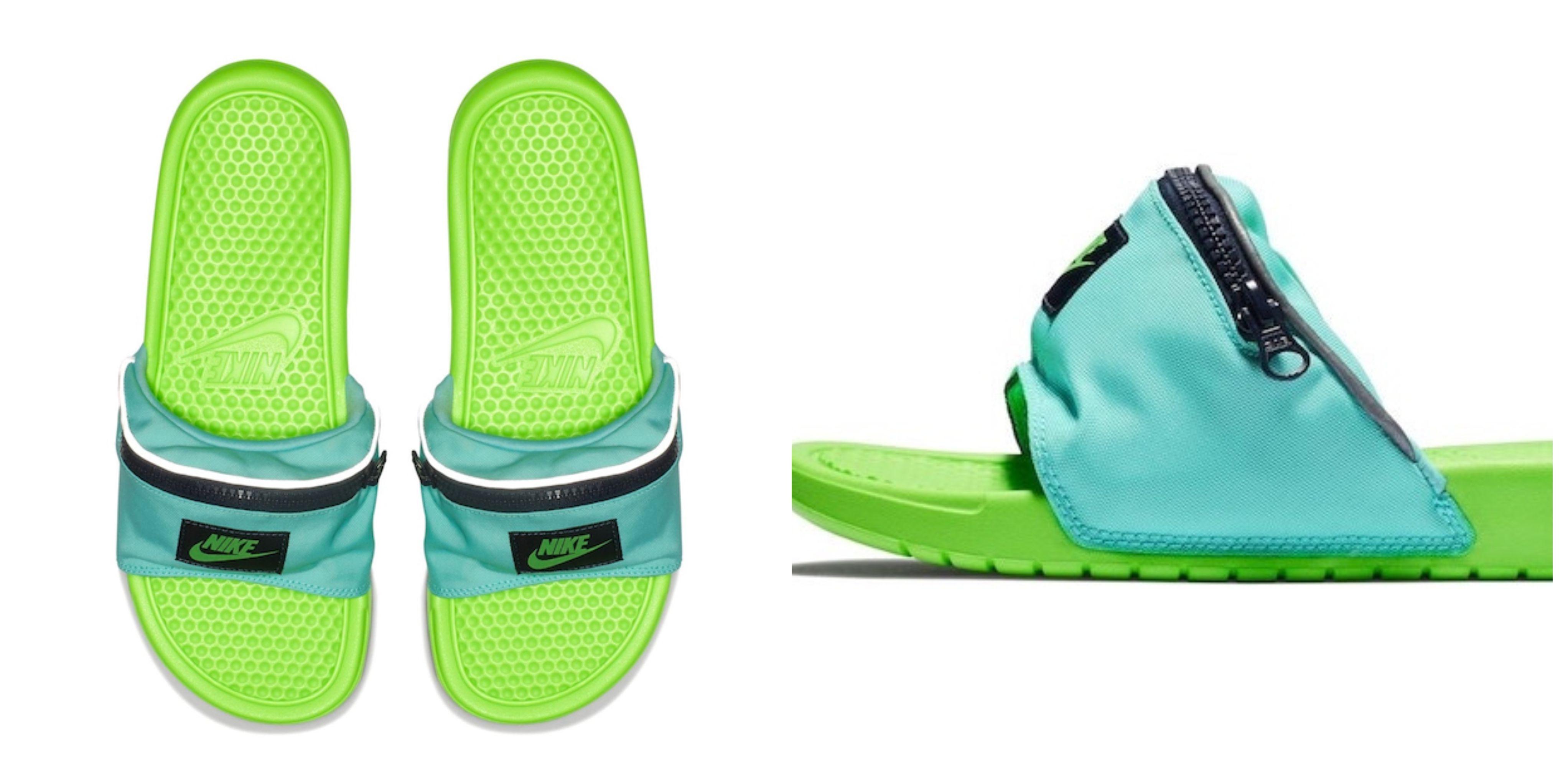 Novi ljetni trend? Nike natikače i torbica oko struka u jednom