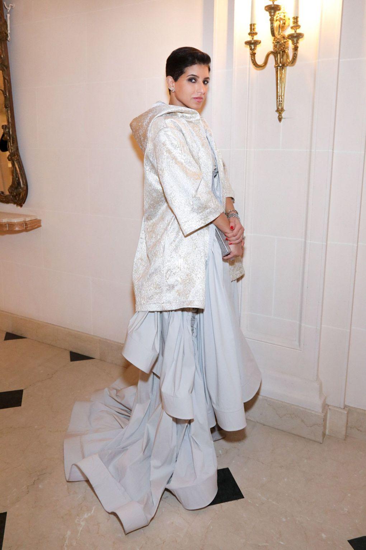Urednica Voguea princeza Deena Abdulaziz u kreaciji Kaftan studija