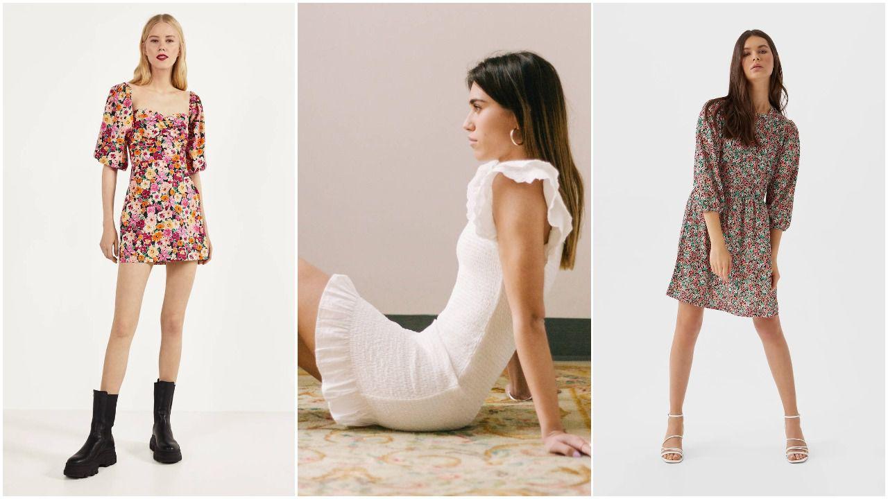 Savršene za tople dane: Najljepše mini-haljine iz high street ponude do 199 kn