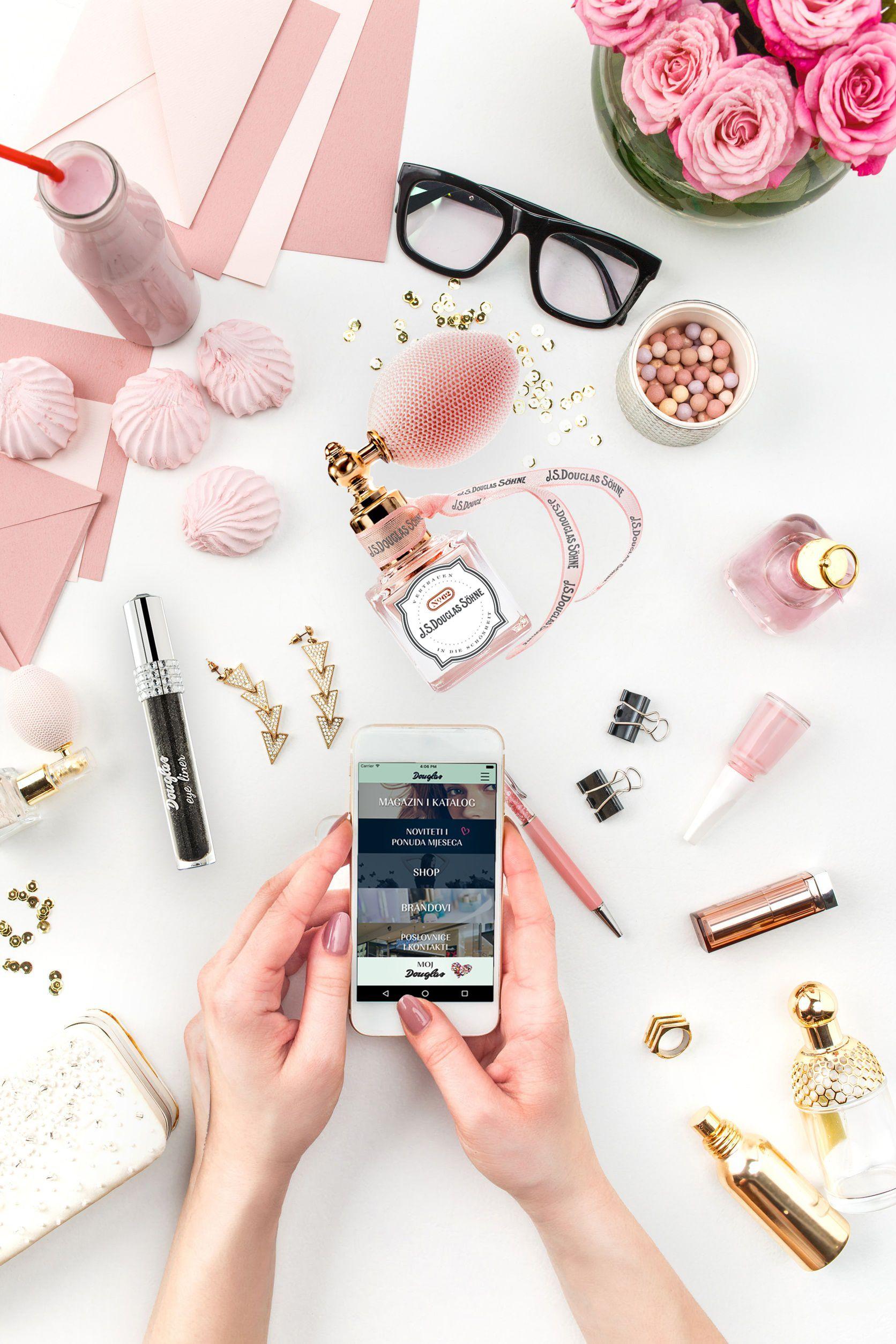 Ljubiteljice kozmetike oduševit će još bolji i praktičniji Douglasov web shop
