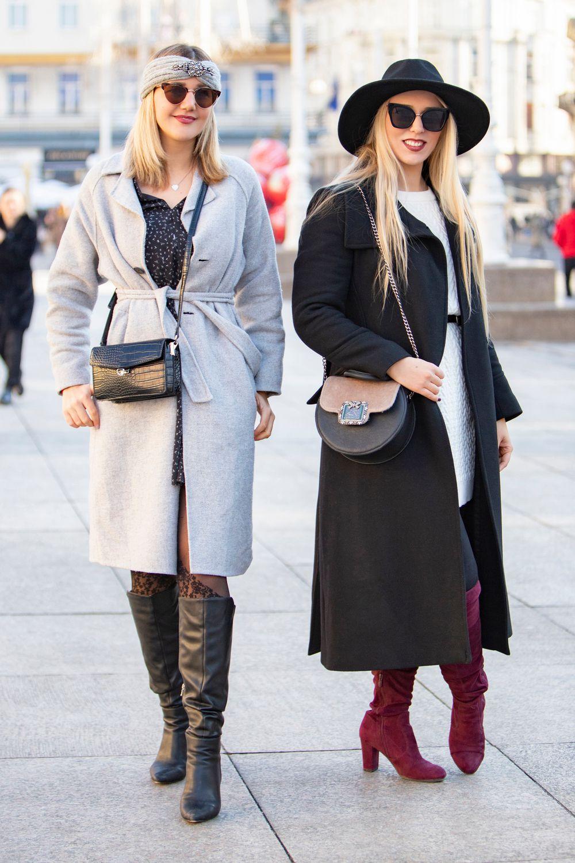 Tko kaže da Zara od glave do pete izgleda monotono? Ove stylish frendice dokazale su suprotno!