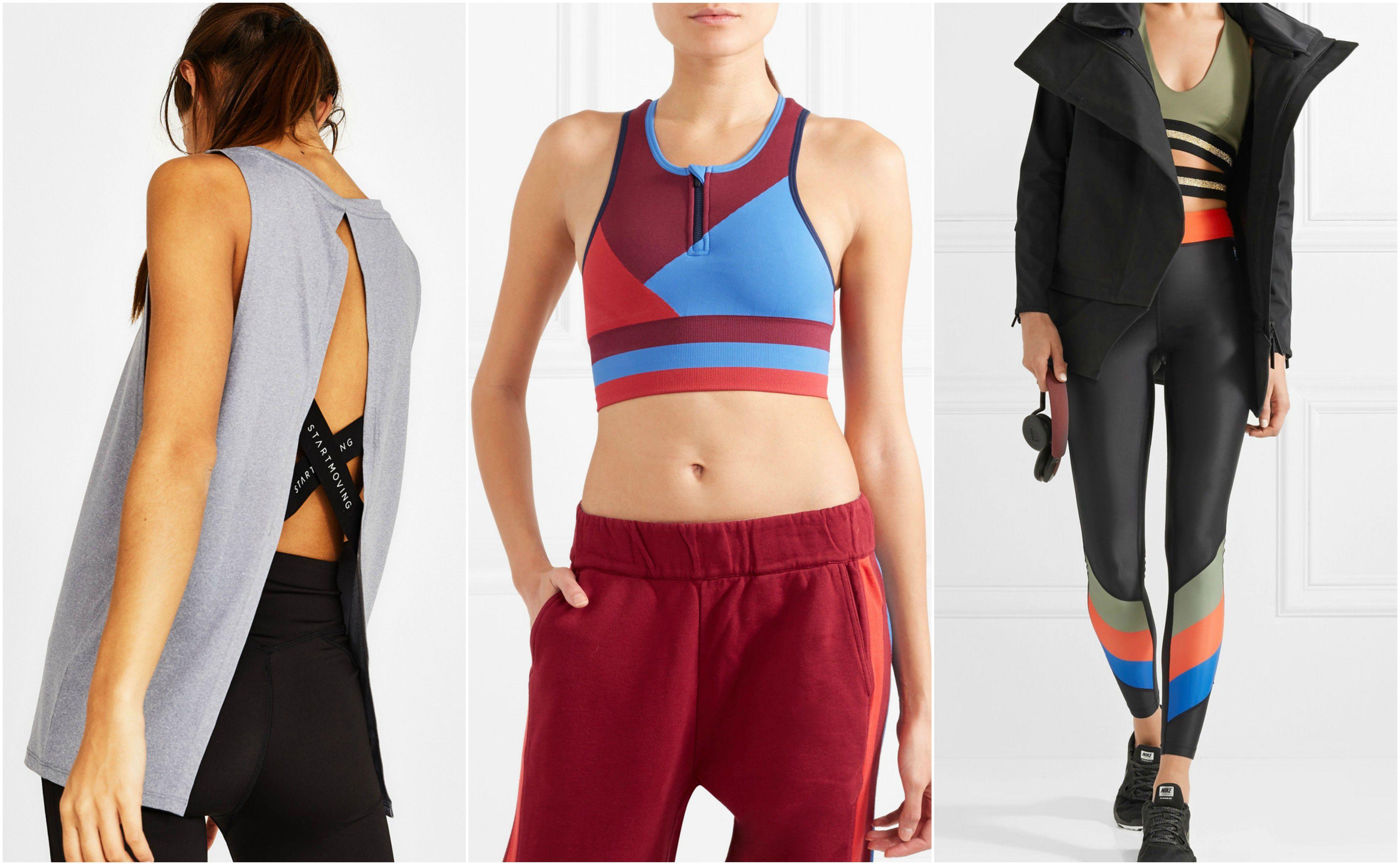 Možda vas stylish odjeća za teretanu natjera na više tjelovježbe
