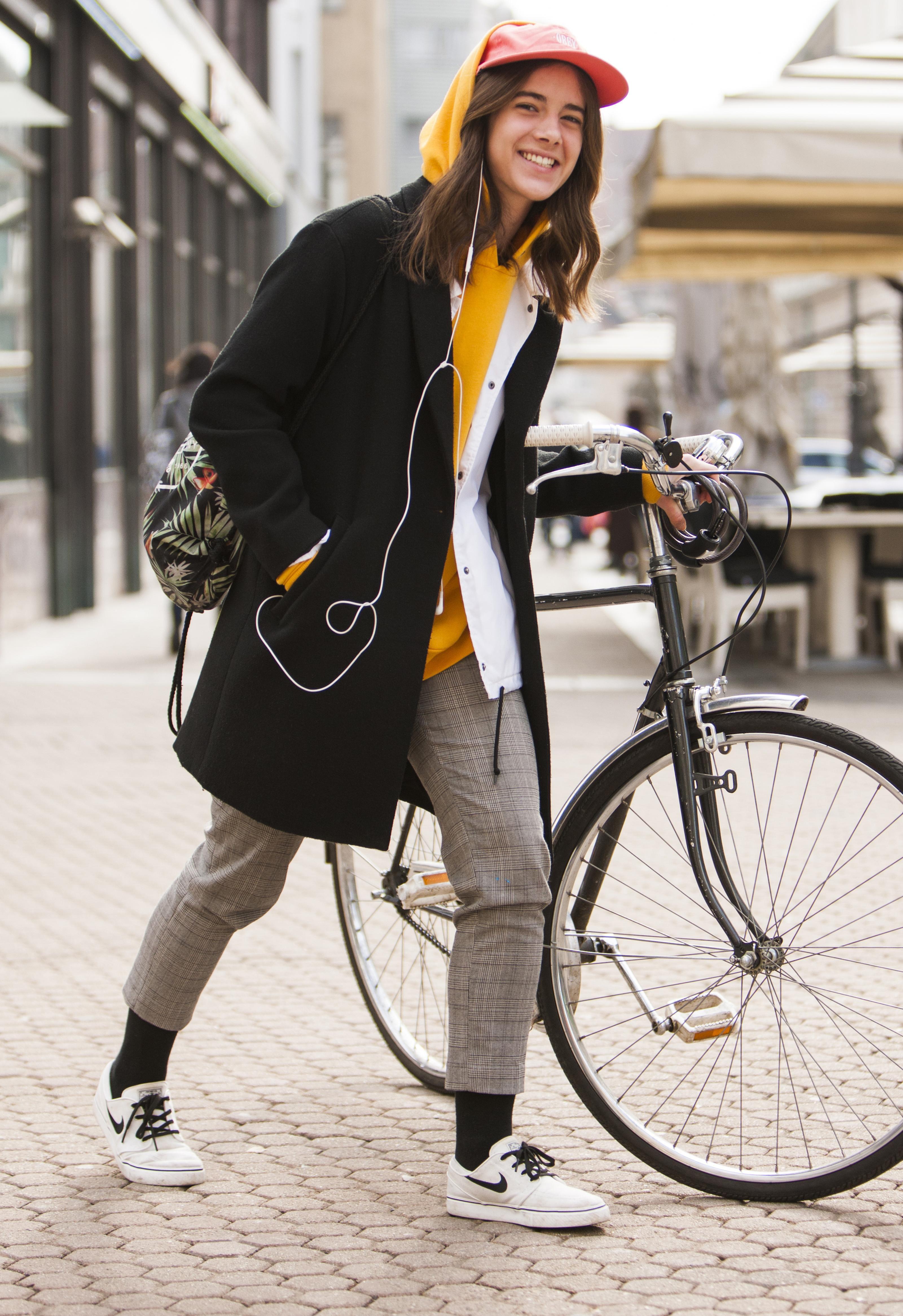Ova je djevojka najbolji dokaz da i sportsko odijevanje može biti stylish!