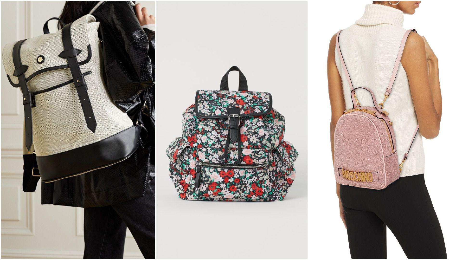 Na leđima je najpraktičnije: Najpoželjniji modeli ruksaka koje ćete rado nositi ove sezone