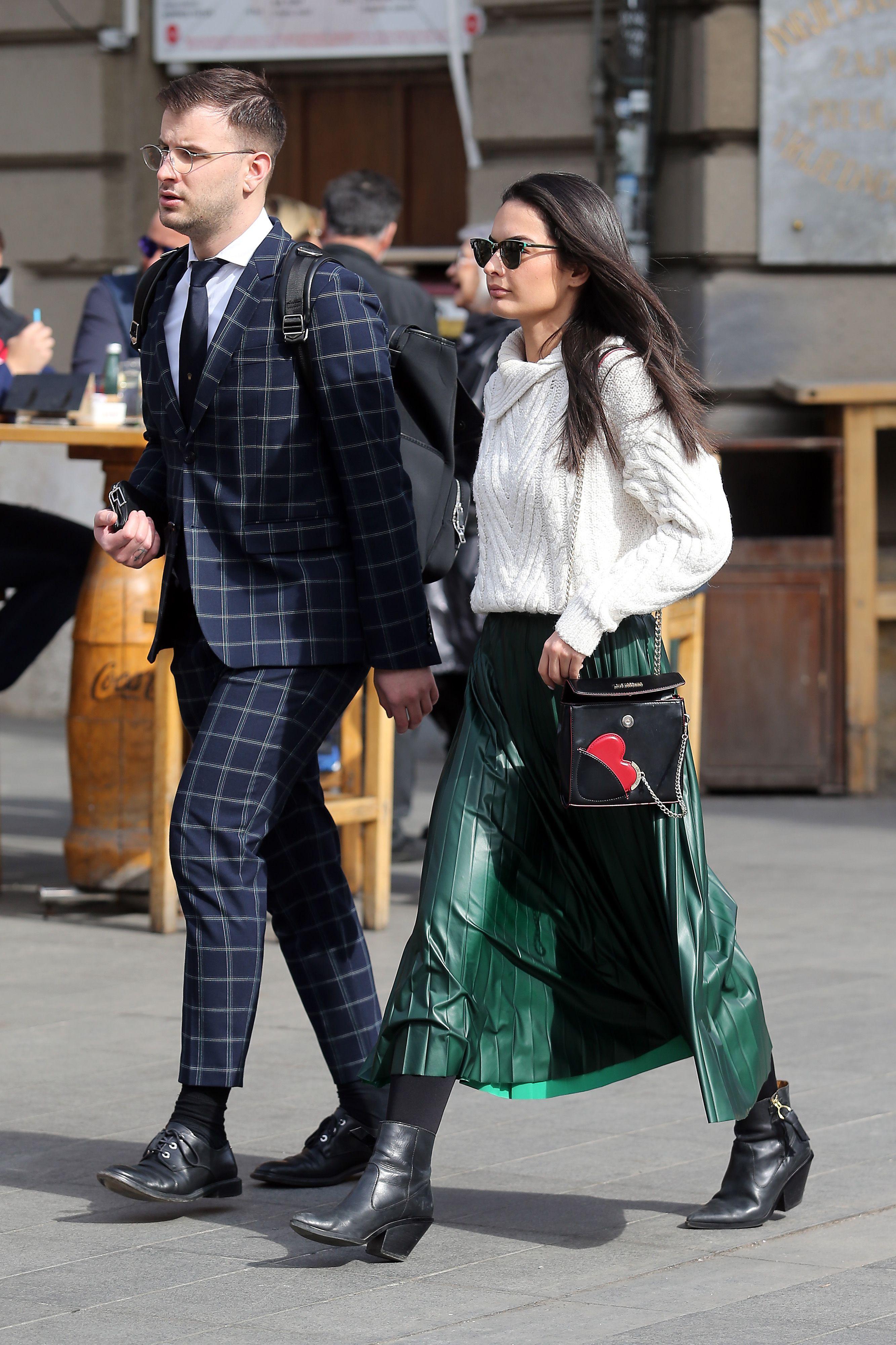 Kakav par! Njih dvoje stvarno izgledaju kao da su sišli s naslovnice modnog časopisa!