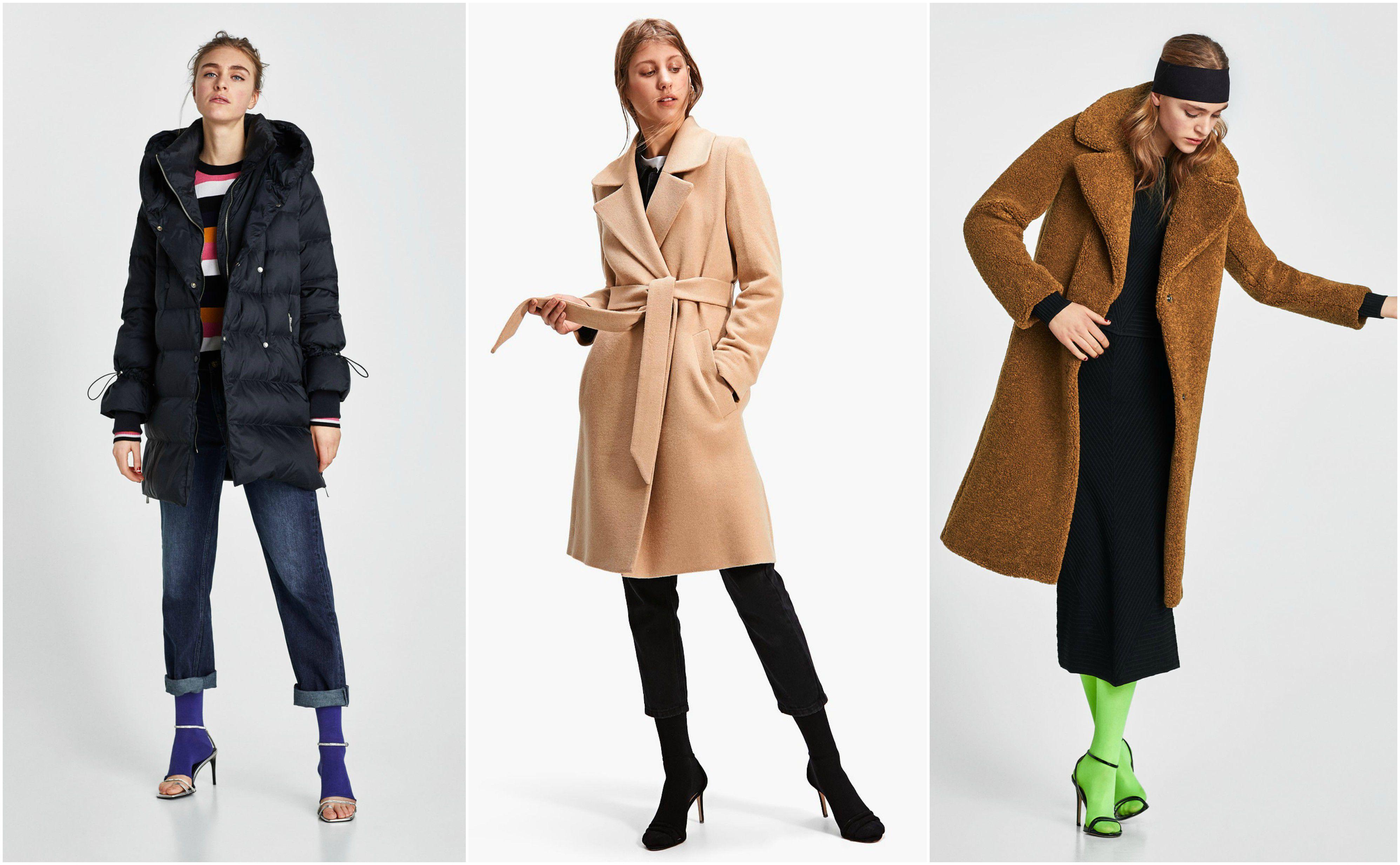 Zima je očito tek počela, pa evo najljepših debelih jakni iz ponude!